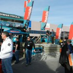 World of concrete 2012 - 2