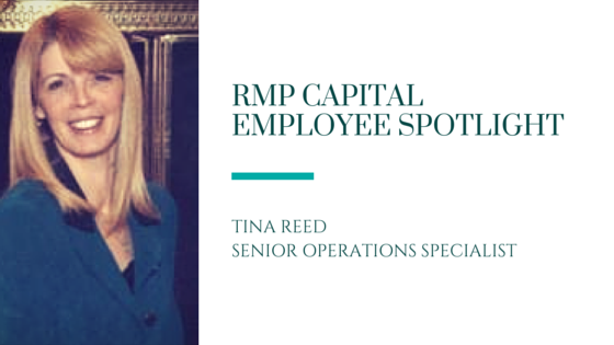 RMP Capital Employee Spotlight - Tina Reed