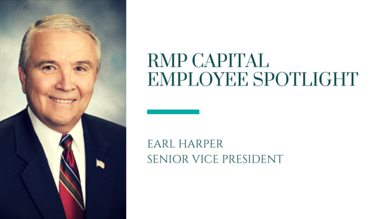 RMP Capital Employee Spotlight Earl Harper